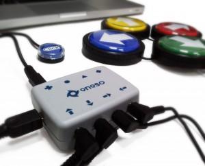 enCore concentrador de pulsadores Eneso