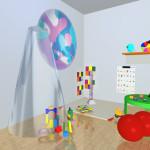 Habitacion para niños con autismo Codeex Eneso