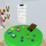 Habitación estructurada en rincones para niños con discapacidad intelectual o TEA TGD