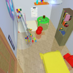 Coddex habitacion para trabajar la estimulacion y comunicacion de niños con discapacidad