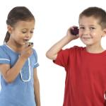 Botones parlantes pequeños eneso herramientas de comunicacion para niños con autismo