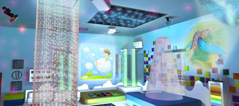 Sistemas pasivos e interactivos en estimulación sensorial