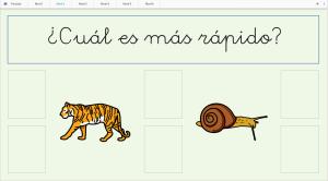 Actividades educativas en Verbo - ARASAAC