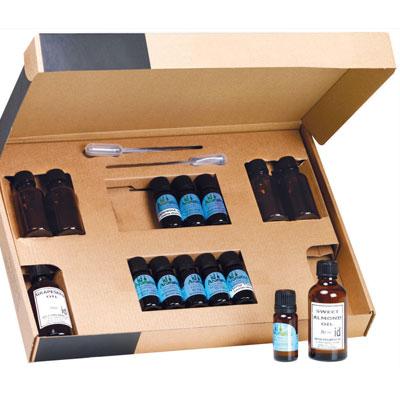 Kits de sensoriales para aromaterapia