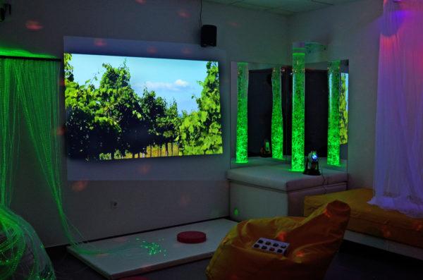Eneso Sense, tecnología para salas de estimulación multisensorial