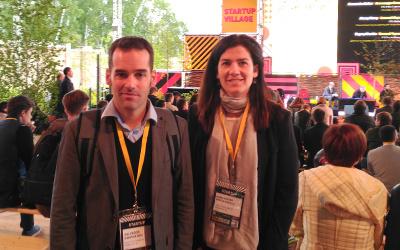 Feria Start-up Village 2017