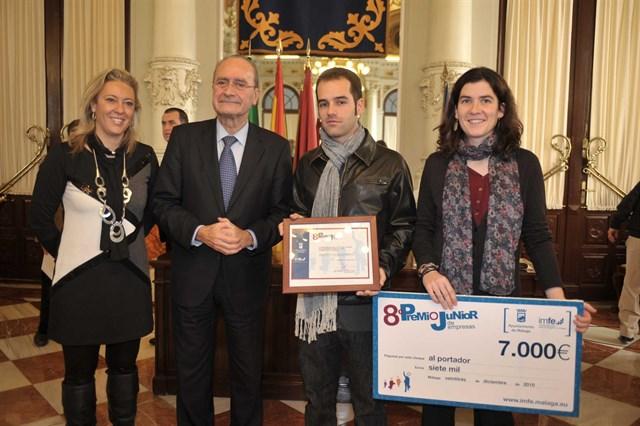 Premio Junior Empresas 2010