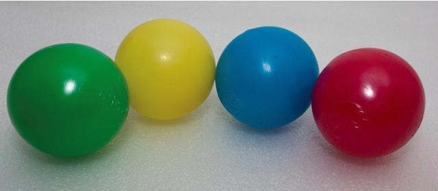 250 - 8.5cm balls - For ball pools