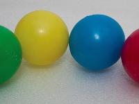 250 bolas de 8,5cm - Para piscina de bolas