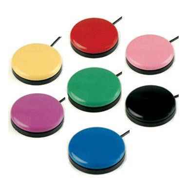 Buddy Button - El conmutador mediano de Ablenet más robusto