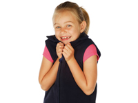 Chaleco lastrado infantil - Chaleco con peso para niños y niñas