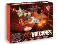 Volcano science - Fun experiments related with volcanos