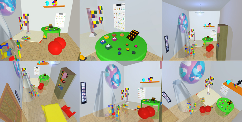 Explore Room - A space for communication, development and experimentation