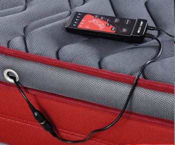 Vibrating matress - De 200x135cm, con 16 motores de vibración y calor lumbar
