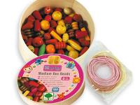 Cuentas de colores - 150 piezas