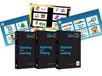 Curva aprendizaje Eneso Eye Tracking - Pack de: Atención y Mirada + Explora y Juega + Elige y Aprende
