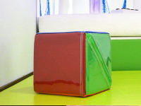 Sense Magic Cube - Roll the cube and interact with the sensory room