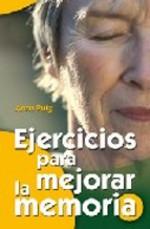Ejercicios para mejorar la memoria 1 - 180 ejercicios de dificultad creciente