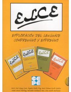 ELCE - Exploración del Lenguaje Comprensivo y Expresivo