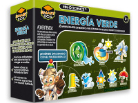 Green power - 8 awesome experiments to explore renewable energy resources
