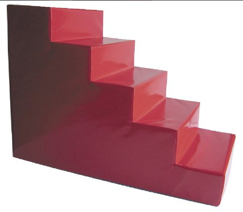 Stair of 5 steps - 120 x 60 x 85 cm stair
