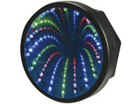 Espejo infinito LED - Crea un llamativo efecto para estimulación visual