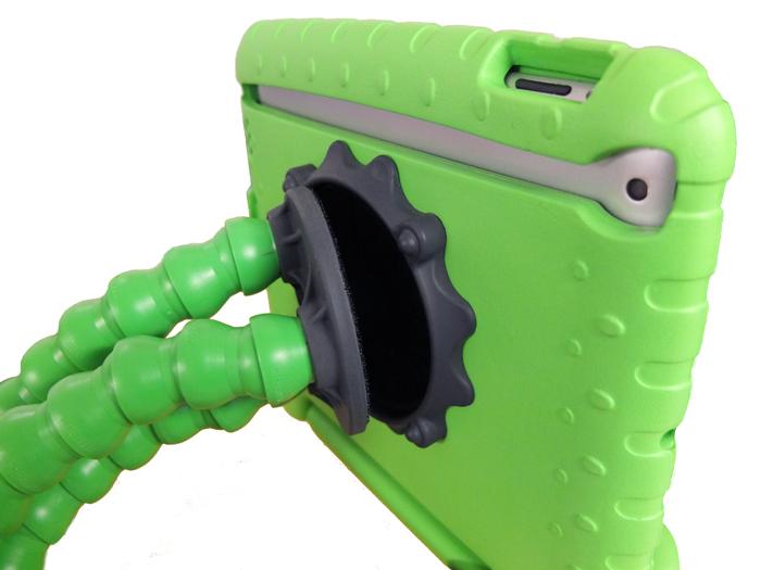 Flexzi 3 + Funda de iPad - Sistema de montaje para iPad con funda desmontable