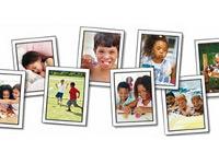Fotos día de un niño - Conjunto de 48 fotos del día de un niño