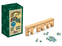 Las canicas - Reproducción vintage del juego de las canicas