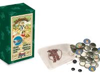 Las chapas - Reproducción vintage del juego de las chapas