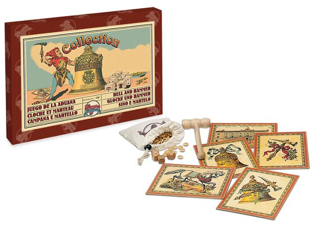 Juego de las aduanas - Versión clásica del juego de las aduanas