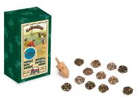 Juego de la perinola - Divertido juego en formato clásico