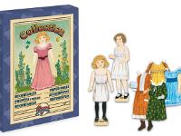 Recortables - Versión vintage de los clásicos recortables