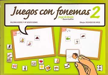 Juegos con fonemas 2 - Ayuda al logopeda, AL, PT, y padres en el tratamiento de dislalias