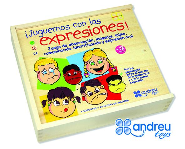 Juguemos con las expresiones - Loto Expresiones