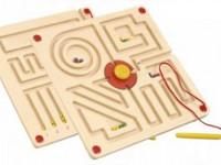 Laberinto magnético gráfico - Laberinto magnético para trabajar la pre-escritura