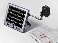 Liberty Scholar 2 - Magnifier for short and long distance with rechargeable battery