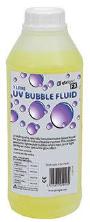 Líquido de burbujas UV 1l - Formato de 1 litros