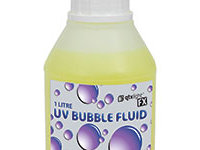 1l UV bubble liquid - 1 litre bottle