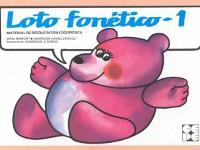 Loto Fonético 1 - Loto de láminas para reeducación fonética