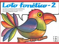 Loto Fonético 2 - Loto de láminas para reeducación fonética