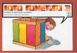 Loto Fonético 3 - Loto de láminas para reeducación fonética