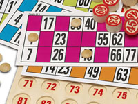 Lottery XXL - Oversized Bingo