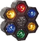 Luz modular interactiva con 6 colores diferentes - Luces de colores sensibles a la música