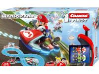 Pista carreras Mario Kart adaptada - Con mandos adaptados para uno o dos pulsadores