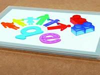 A2 Light panel - A2 Rectangular light panel
