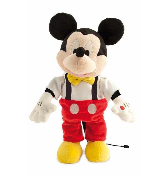 Mickey canta y baila adaptado - ¡Pásalo en grande cantando y bailando junto a Mickey!