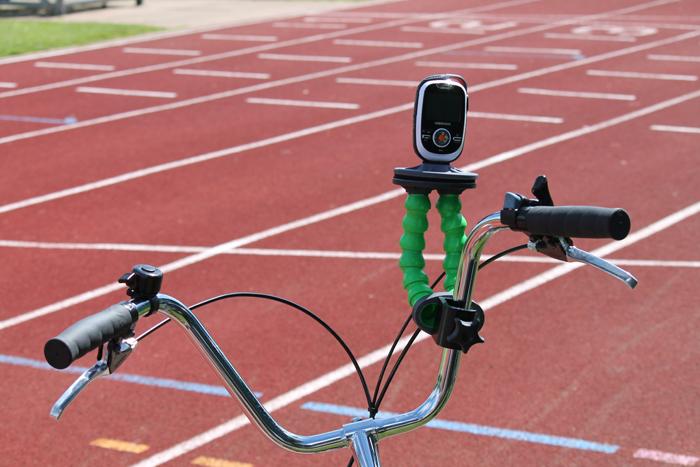 Aplique para cámara Flexzi - Plato para adaptar tu cámara a tu brazo articulado