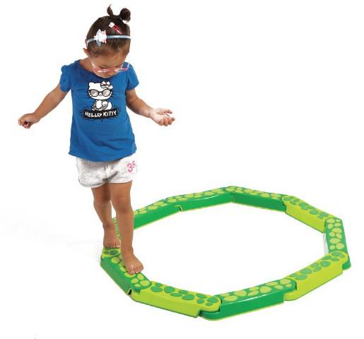 Pasillo acoplable snake - Con sistema fácil de acoplado para el uso por niños