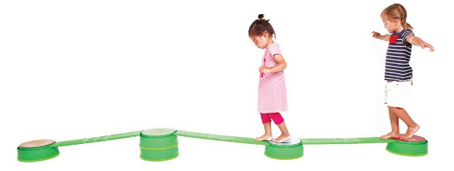 Small balance path - Balancing and learning game with numerous combinations.